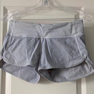 Lulu lemon shorts